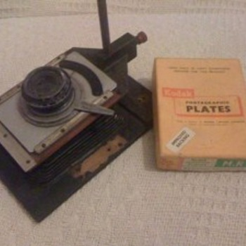 Unidentified camera