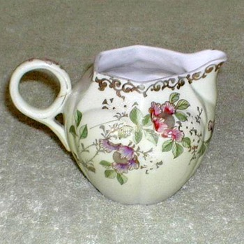 Japanese Porcelain Pitcher - China and Dinnerware