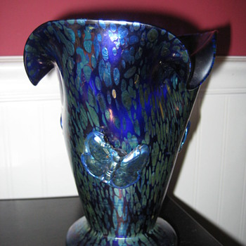 Tell me about my Vase and Candle sticks!! - Art Glass