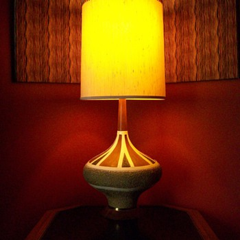 Fuggiti Mid-Century Table Lamp - Lamps