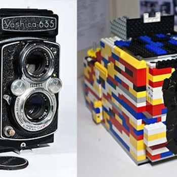 Lego Camera!