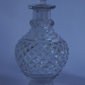 Regency Cruet - Glassware