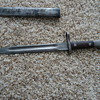 WWII turkish bayonet?