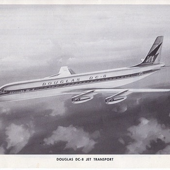 Douglas Aircraft Seires The DC-8