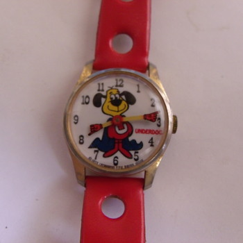 Underdog Wristwatch - Wristwatches