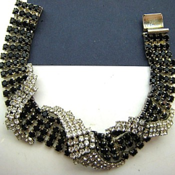 High End Bracelet but WHO? - Costume Jewelry