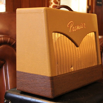 Premier Twin 8 Amp 1962 - Guitars