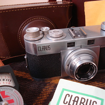 Clairus MS-35 Camera