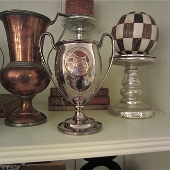 1902 Boston NEKC Dog Kennel Trophy