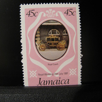 Stamps from Jamaica - Stamps