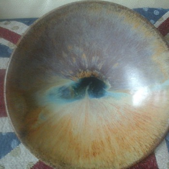 studio (eye)  bowl - Pottery