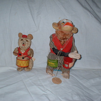 Wind up bear