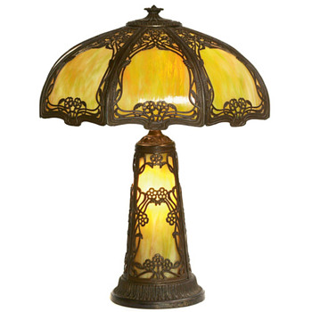 Heirloom of unknown value - Lamps
