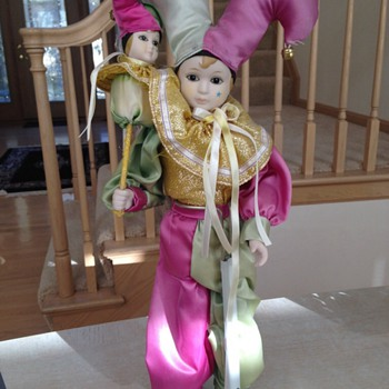 Jester doll - Dolls
