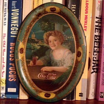 1909 Exibition Change Tray - Coca-Cola