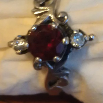 love the garnets - Fine Jewelry