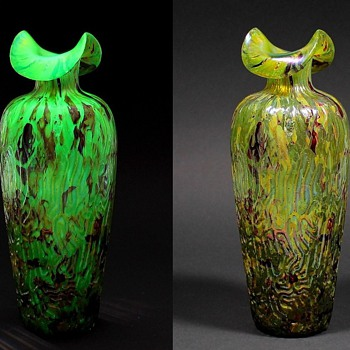 UV Reactive Glass - Art Glass