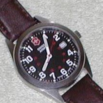 "2003 - ""Victorinox"" Swiss Army Wristwatch"