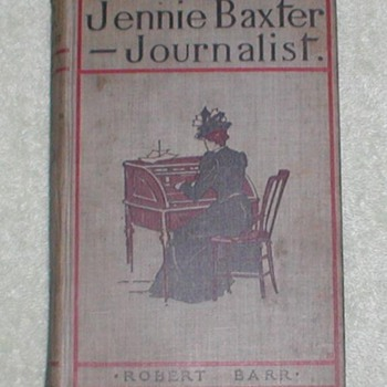 Jennie Baxter - Journalist