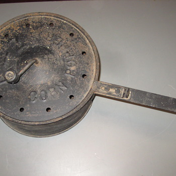 Popcorn popper vintage - Kitchen