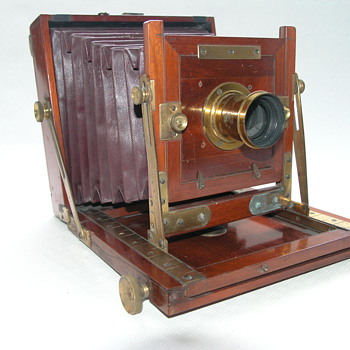 "J J Atkinson ""Eclipse"" Camera"