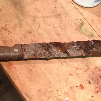 Antique Machette
