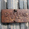 Johnson&#039;s Wax cast iron form