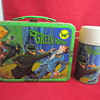 1967 &quot;The Green Hornet&quot; Lunch Box &amp; Thermos by KST