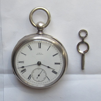 American Watch Company Pocket Watch - Pocket Watches