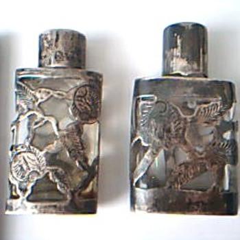 Tiny Perfume Bottles - Bottles