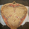 Native American Alaskan Trivet Basket
