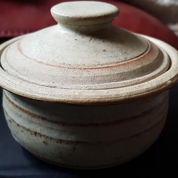 Llanarth pottery . Wales - Pottery