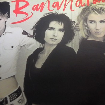 "Banannarama ""True Confessions"" - Records"