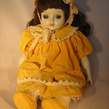 the other woman's doll