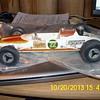 1970 Testers F1 Sprite racing car