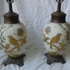 Antique lamps with an interesting history