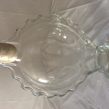 Bubbling bath oil bottle