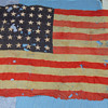 Old 48 Star American Flag