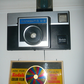 My Kodak Camera and Film Signs