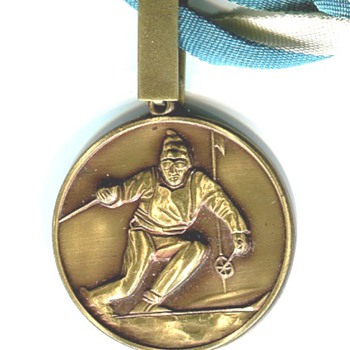 Berchtesgaden US Ski School Medal