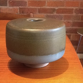 Rosenthal studio line vase?