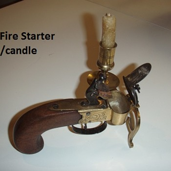 Fire starters - Tools and Hardware