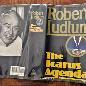 The Icarus Agenda book - Books