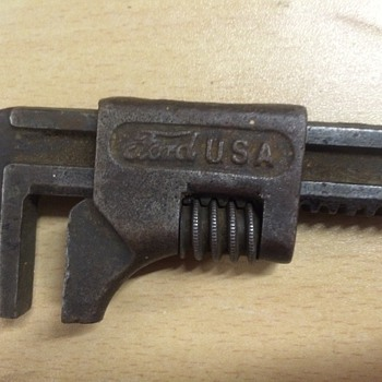 Ford crescent wrench