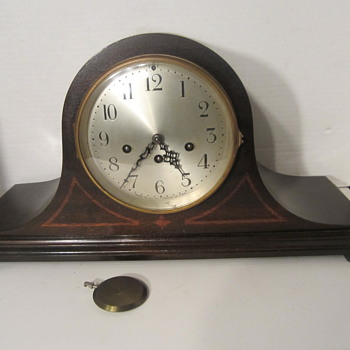 Seth thomas Mantel westminister Chime clock #? - Clocks