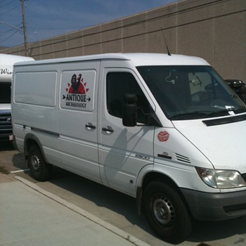 AMERICAN PICKERS IS IN APPLETON,WISCONSIN , IN MY HOMETOWN-07/16/2012