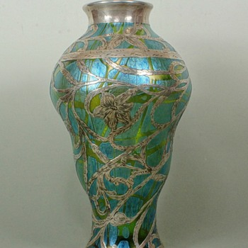1900 Paris Exhibition piece designed by none other then Franz Hofstätter, PN II-375 - Art Nouveau