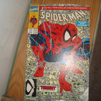spiderman comics - Comic Books