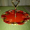 1962 Florentine california nut tray
