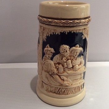 German mug - Breweriana